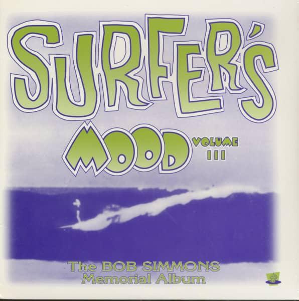 Evolution (LP, Ltd.)Surfer's Mood, Vol.3 - The Bob Simmons Memorial Album (LP)