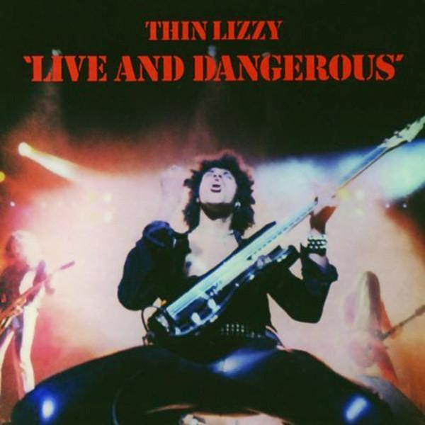Live And Dangerous (1978) (2-LP 180g Vinyl)