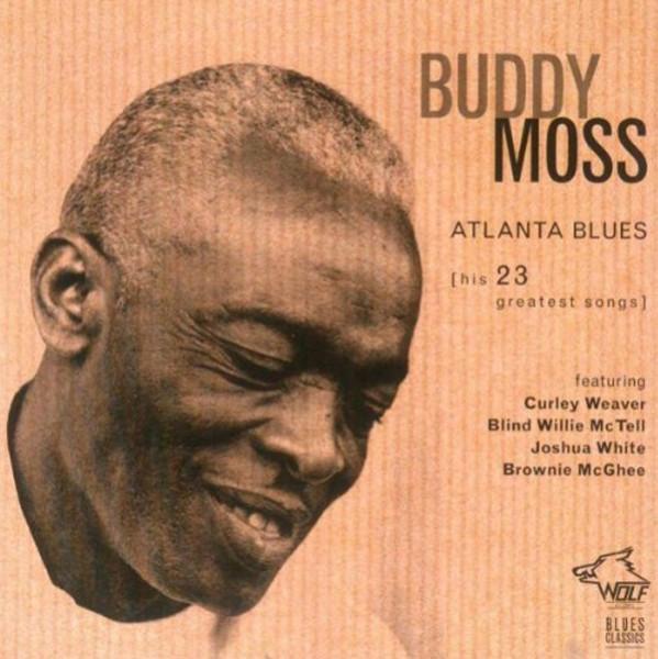 Moss, Buddy Atlanta Blues