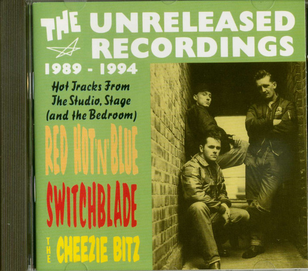 The Unreleased Recordings 1989-1994