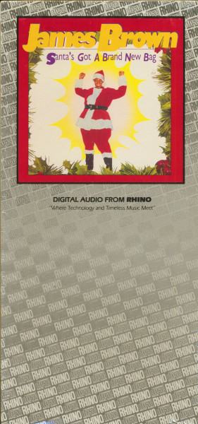 Santa's Got A Brand New Bag (CD Longbox)