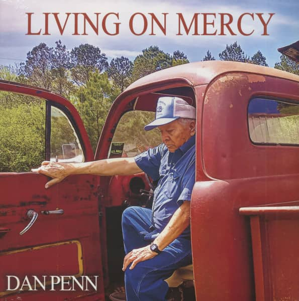 Living On Mercy (LP)