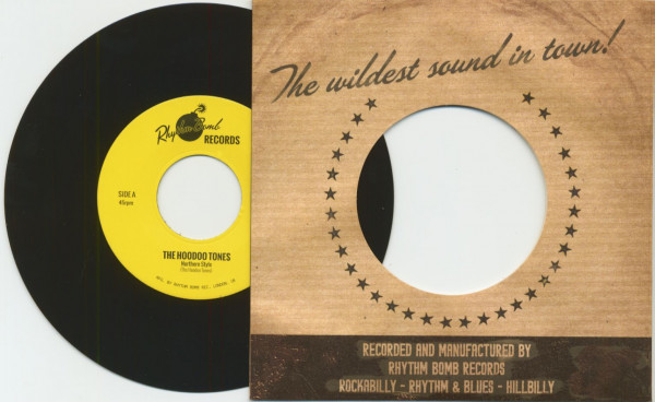 Northern Style - Watch Your Mouth (7inch, 45rpm)