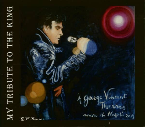 My Tribute To The King (CD)