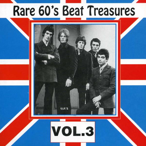 Rare 60's Beat Treasures, Vol.3 (CD)