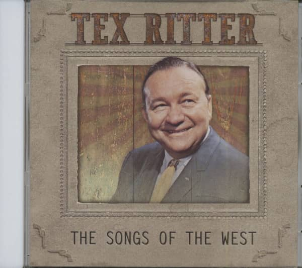 The Songs Of The West (CD)