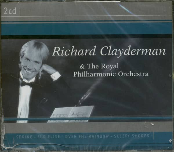 Richard Clayderman & The Royal Philharmonic Orchestra (2-CD)