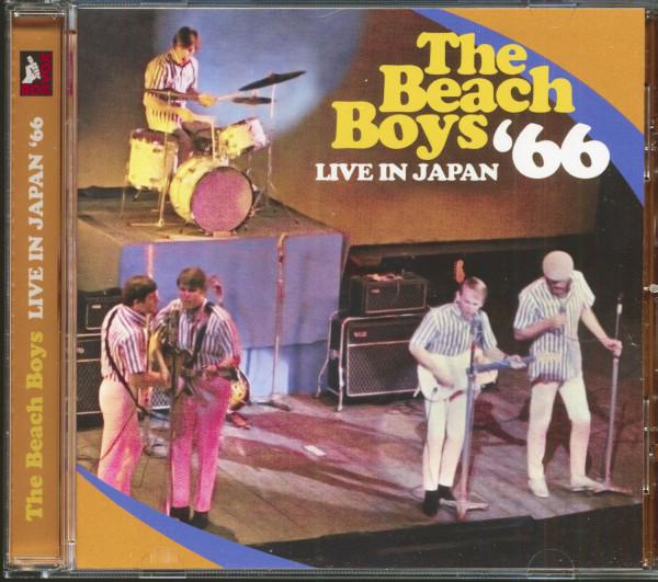 Live In Japan '66 (CD)