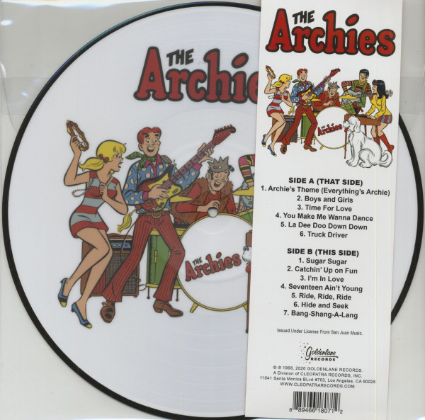 The Archies (LP, Picture Disc)