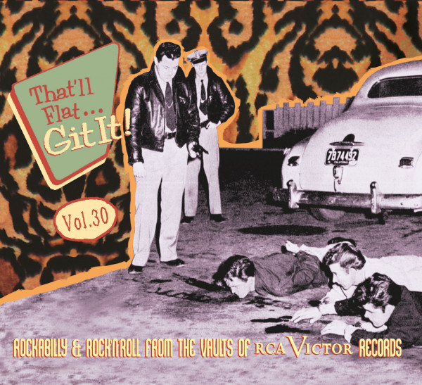 Vol.30 - Rockabilly & Rock 'n' Roll From The Vaults Of RCA Victor Records (CD)