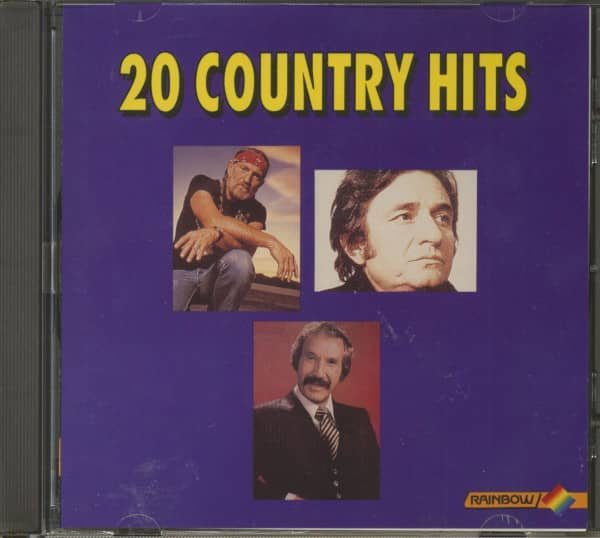 20 Country Hits (CD)
