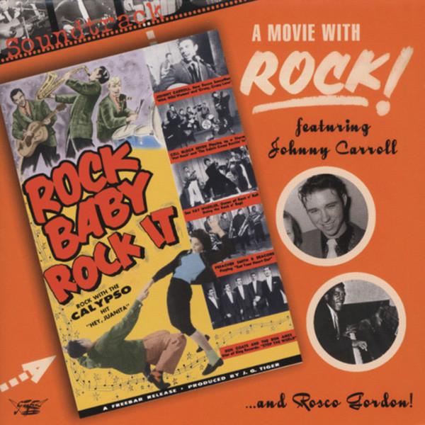 Rock Baby Rock It - Soundtrack