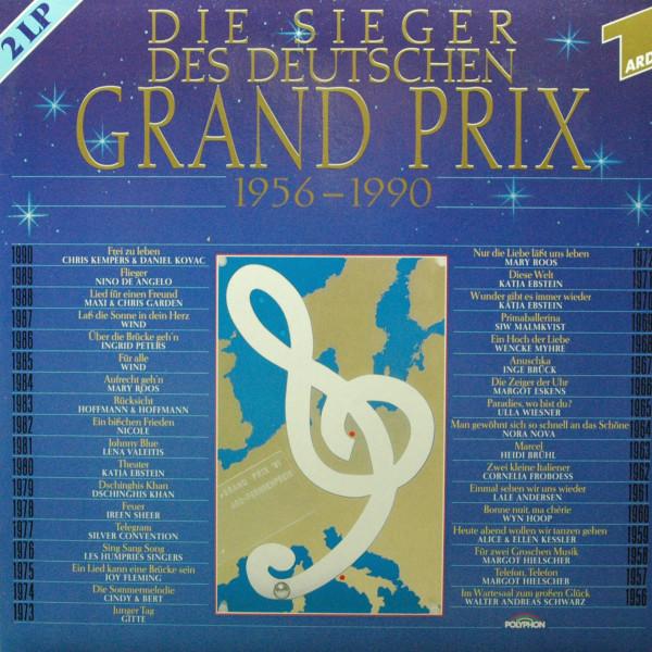 Grand Prix Sieger 1956-90 (2-LP)