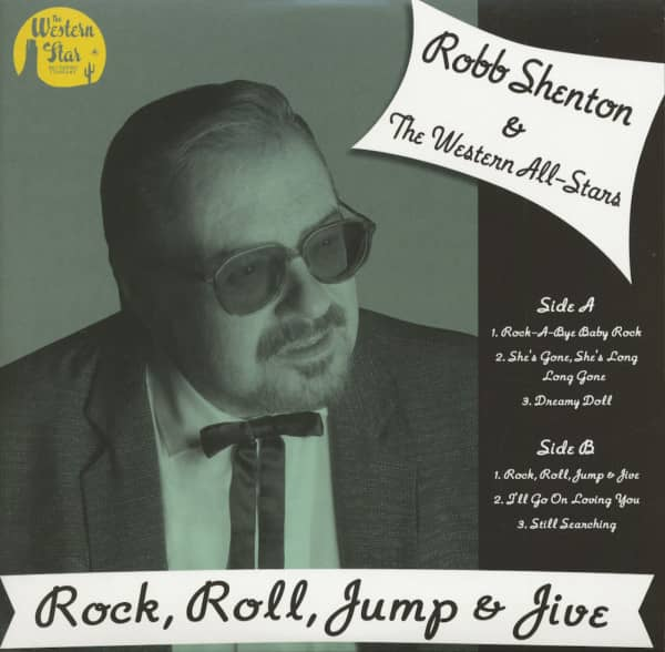 Rock, Roll, Jump And Jive (LP, 10inch)