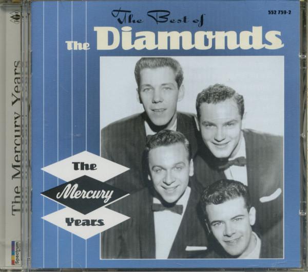 Best Of - The Mercury Years (CD)