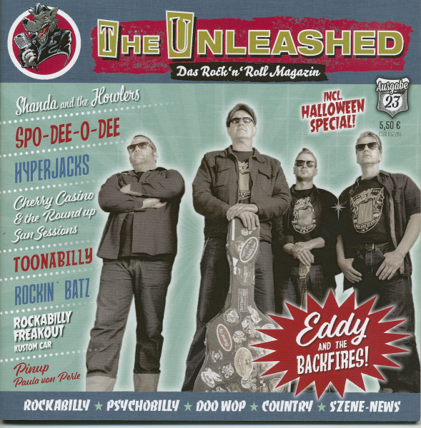 Das Rock'n'Roll Magazin - Ausgabe 23 - 2019