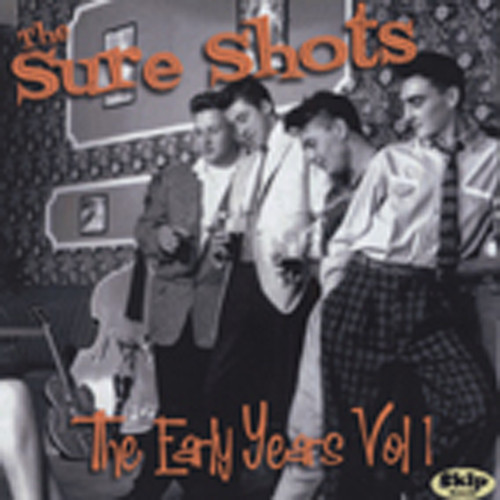 Sure Shots The Early Years, Vol.1