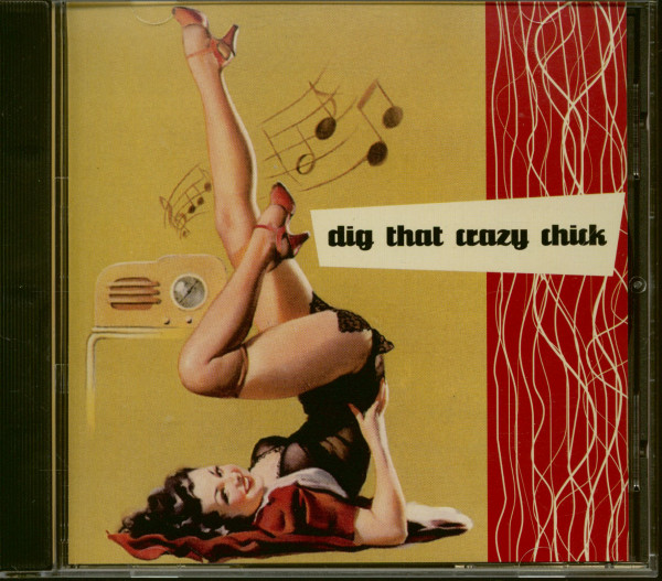 Dig That Crazy Chick (CD)