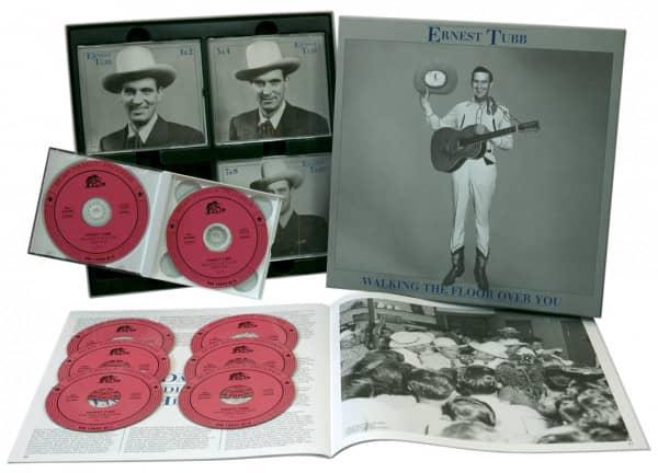 Walking The Floor Over You (8-CD)