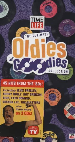 Va Oldies But Goodies Collection (3-CD)