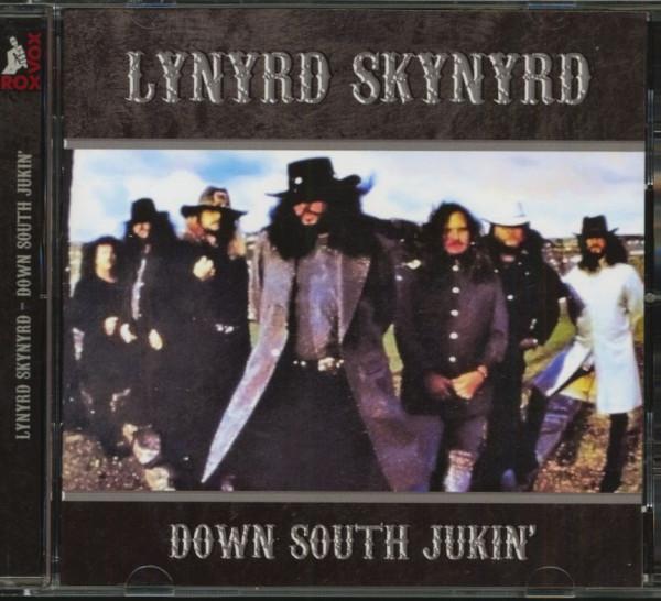 Down South Jukin' - Legendary Radio Recording (CD)
