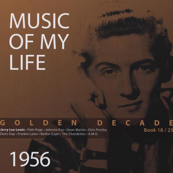 1956 Golden Decade (Book & 4-CD) #18-25
