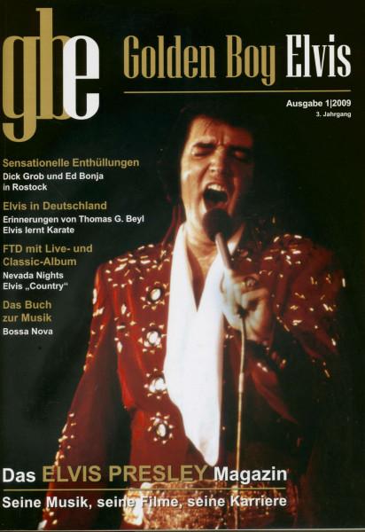 Golden Boy Elvis - Fachmagazin 1-2009