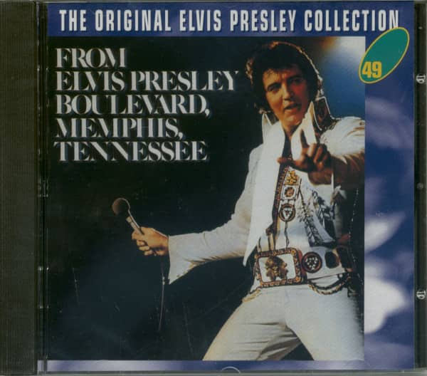 From Elvis Presley Boulevard - Collection #49 (CD)
