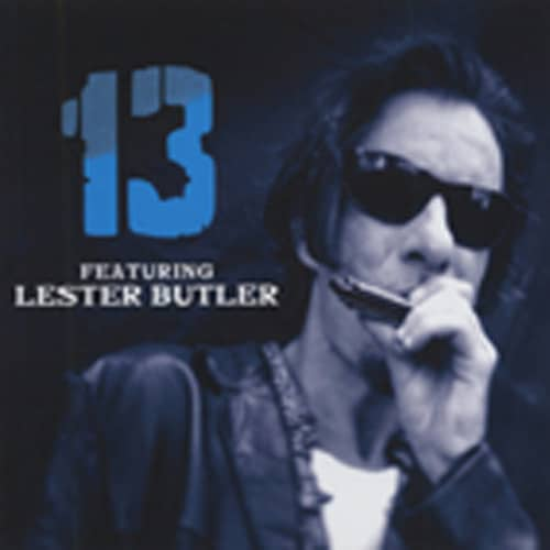 Featuring Lester Butler