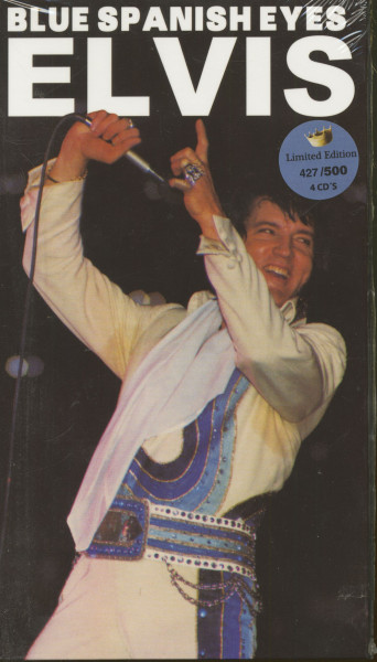 1974 - Blue Spanish Eyes (4-CD)