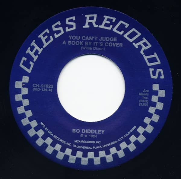 You Can't Judge A Book... - Rinky Dink 7inch, 45rpm