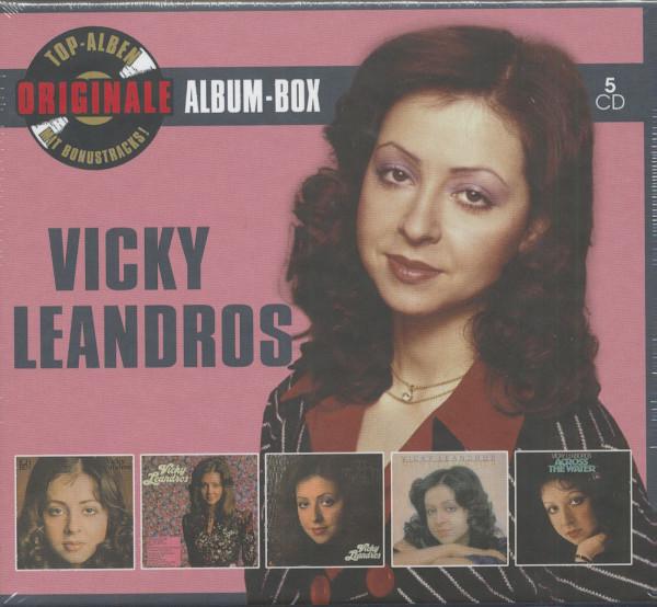 Album Box (5-CD)