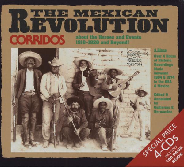 Va The Mexican Revolution (4-CD)