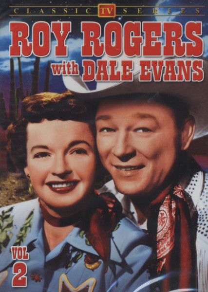 Rogers, Roy & Dale Evans Vol.2, Classic TV-Series