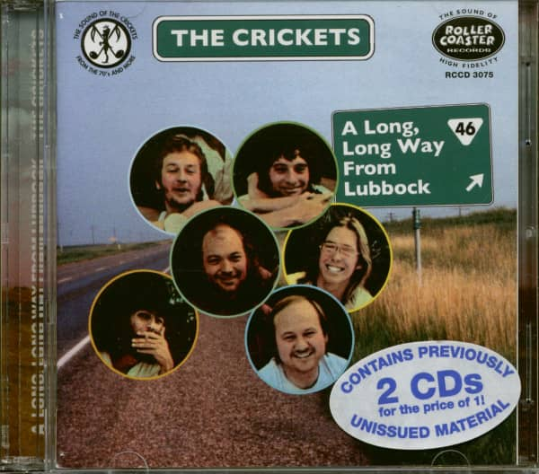A Long Way From Lubbock (2-CD)
