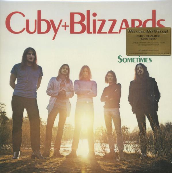 Sometimes (LP, 180g Red Vinyl, Ltd & Numbered)