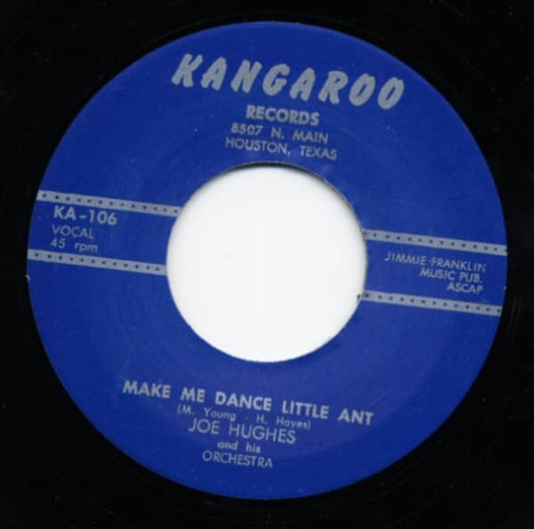 Make Dance Little Ant b-w I Can't Go On This Way 7inch, 45rpm