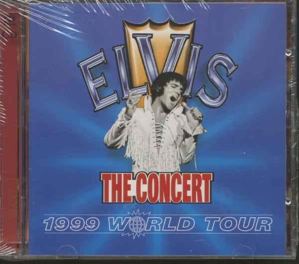 The Concert - 1999 World Tour - BMG AU 1998 (2-CD)