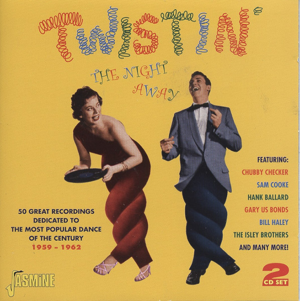 Various Twistin' The Night Away (2-CD)