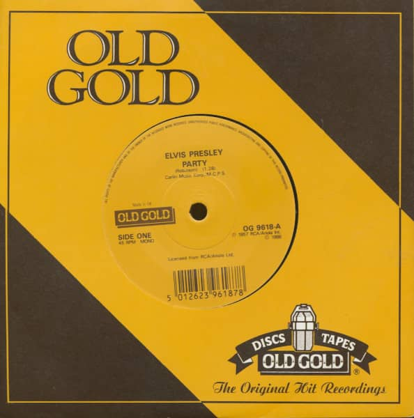 Party - Got A Lot Of Livin' To Do (7inch, 45rpm, sc)