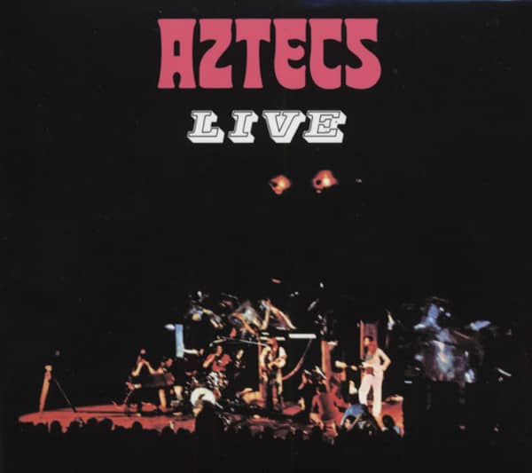 Thorpe, Billy & The Aztecs Live...plus