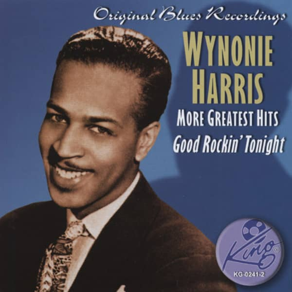 Harris, Wynonie Vol.2, Greatest Hits