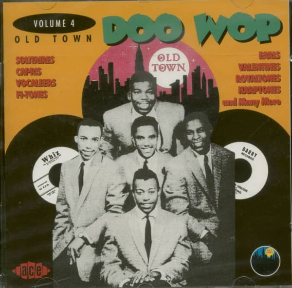 Old Town Doo-Wop Vol.4