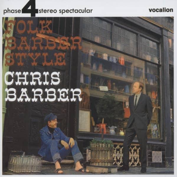 Barber, Chris Folk Barber Style