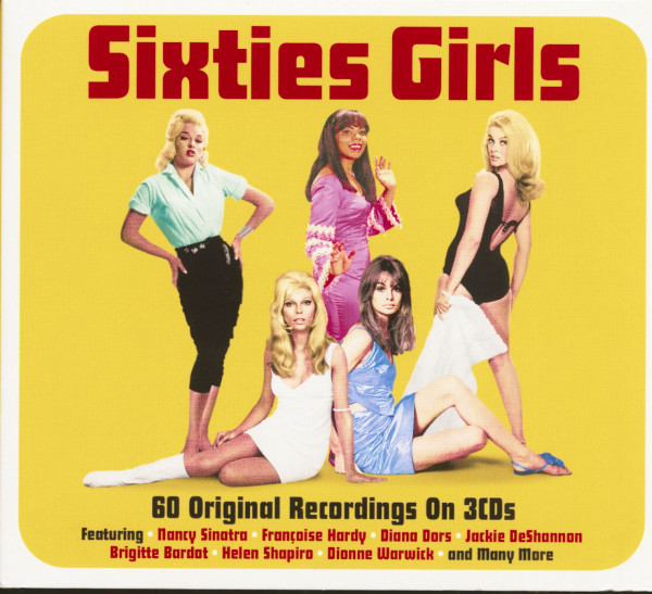 Sixties Girls (3-CD)