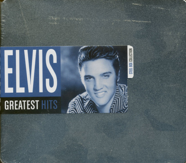 Steel Box Collection - Greatest Hits (CD)
