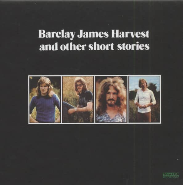 Barclay James Harvest And Other Short Stories (2CD/1DVD Box)