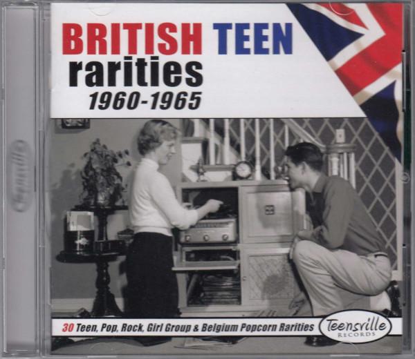 British Teen Rarities 1960-1965 (CD)