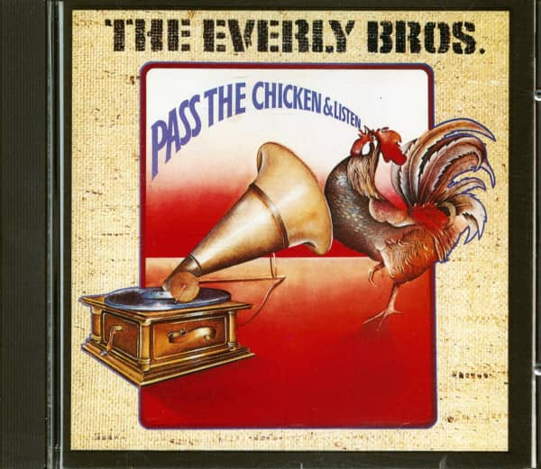 Pass The Chicken & Listen (CD)