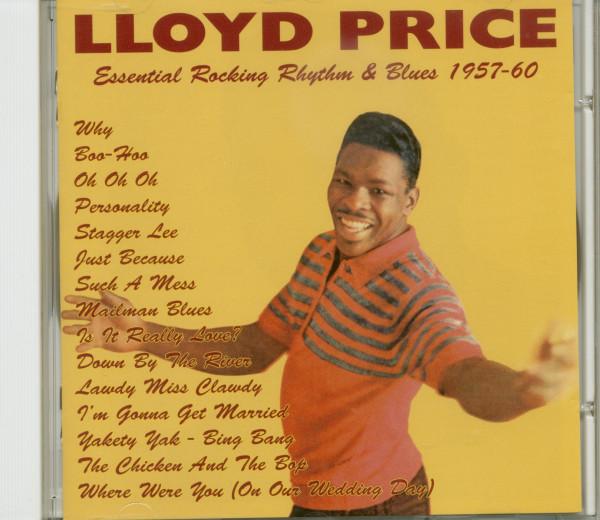 Price, Lloyd Essential Rocking R&B 1957-60